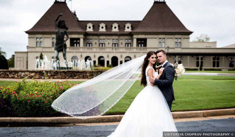 Irina and Valeriy's Wedding in Atlanta, Georgia