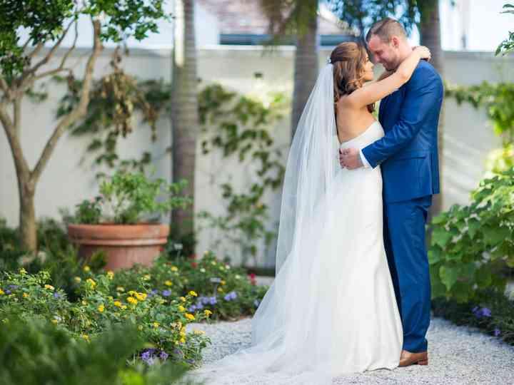The wedding of Liz and Slade