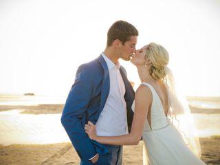 The wedding of Brandi and Gary