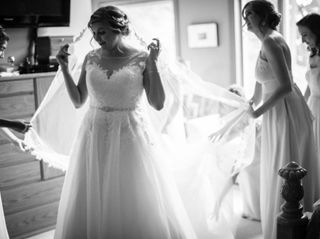 Phil and Kelly's Wedding in Islip, New York 8
