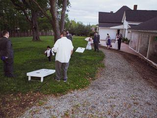 Eric Quinn and Kyle Quinn's Wedding in Inman, South Carolina 3