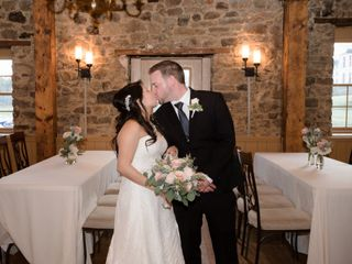 The wedding of Janma and Sean