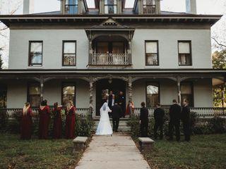 The wedding of Samantha and Brad 2