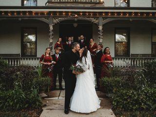 The wedding of Samantha and Brad 3