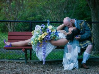 The wedding of Kirah and Jeremiah
