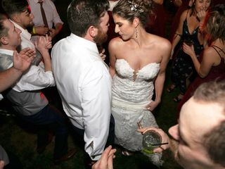 The wedding of Tara and Colin 2