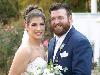 The wedding of Tara and Colin