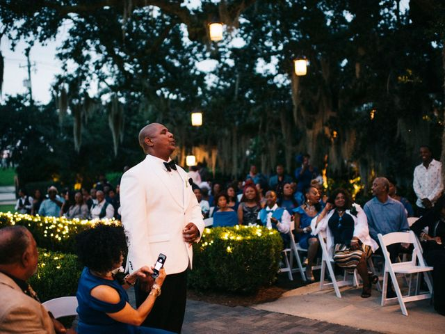 Michael and Shelita's Wedding in New Orleans, Louisiana 18