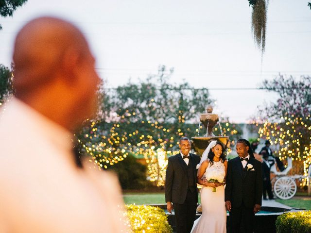 Michael and Shelita's Wedding in New Orleans, Louisiana 19