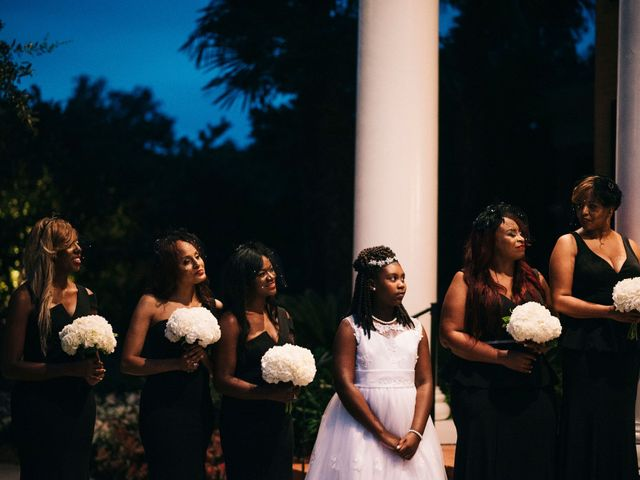 Michael and Shelita's Wedding in New Orleans, Louisiana 24