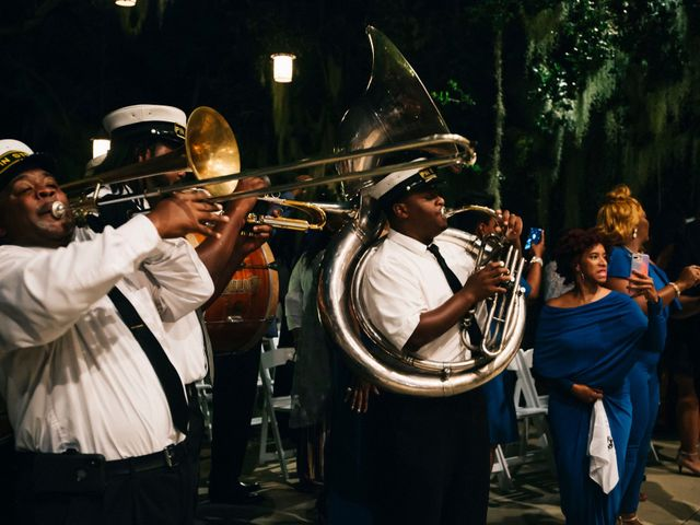 Michael and Shelita's Wedding in New Orleans, Louisiana 34