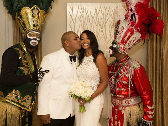 Michael and Shelita's Wedding in New Orleans, Louisiana 37
