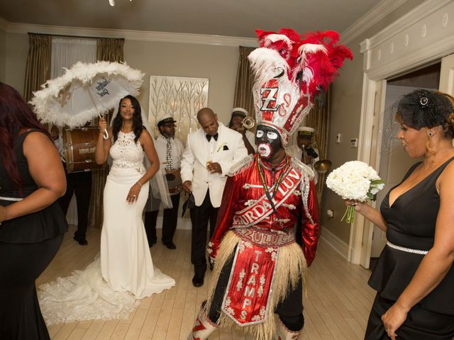 Michael and Shelita's Wedding in New Orleans, Louisiana 39