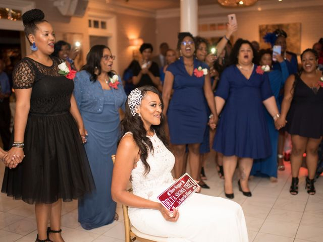 Michael and Shelita's Wedding in New Orleans, Louisiana 47