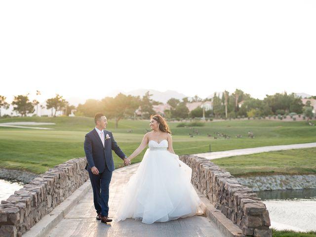 Eric and Ashleigh's Wedding in Las Vegas, Nevada 1