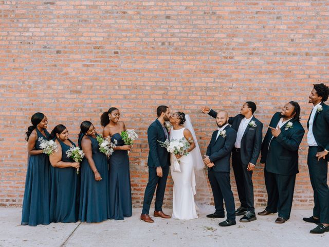 Lee and Kaya's Wedding in Youngsville, North Carolina 1