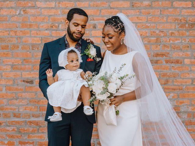 Lee and Kaya's Wedding in Youngsville, North Carolina 2