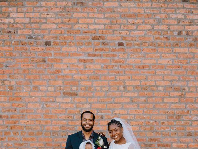Lee and Kaya's Wedding in Youngsville, North Carolina 4