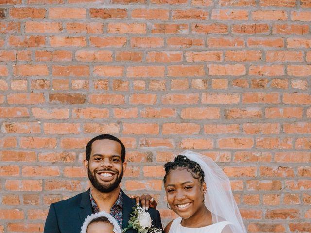 Lee and Kaya's Wedding in Youngsville, North Carolina 6
