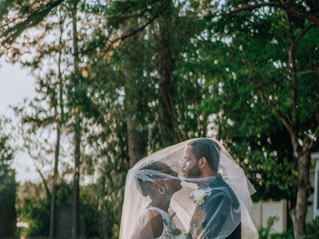 Lee and Kaya's Wedding in Youngsville, North Carolina 8