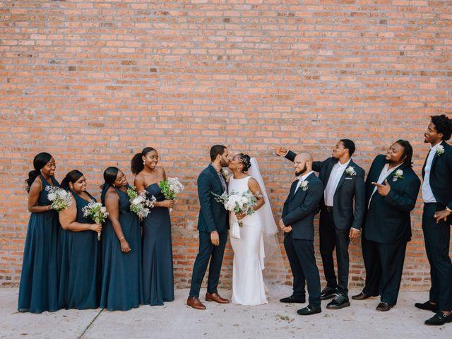 Lee and Kaya's Wedding in Youngsville, North Carolina 10