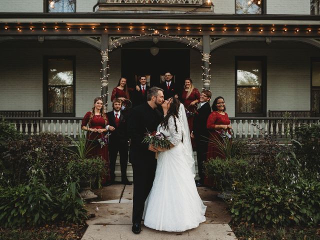 Brad and Samantha's Wedding in Independence, Missouri 2