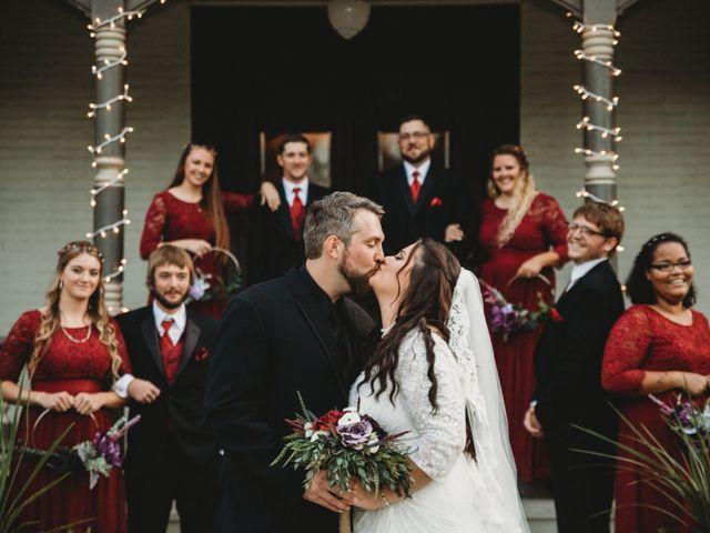 Brad and Samantha's Wedding in Independence, Missouri 4