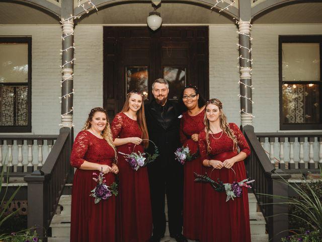 Brad and Samantha's Wedding in Independence, Missouri 5