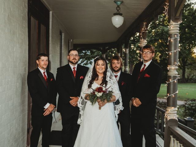 Brad and Samantha's Wedding in Independence, Missouri 6