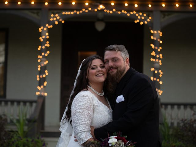 Brad and Samantha's Wedding in Independence, Missouri 7