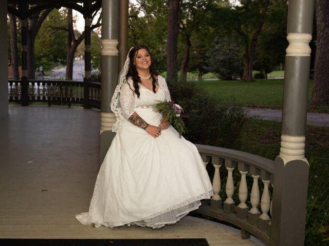 Brad and Samantha's Wedding in Independence, Missouri 9