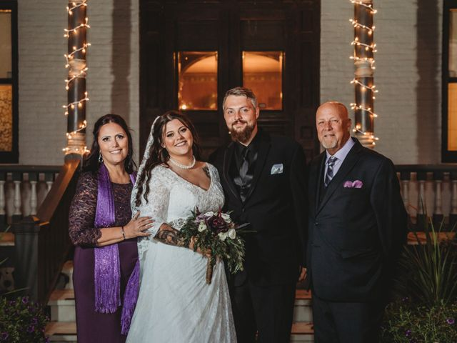 Brad and Samantha's Wedding in Independence, Missouri 11
