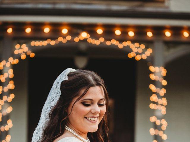 Brad and Samantha's Wedding in Independence, Missouri 12