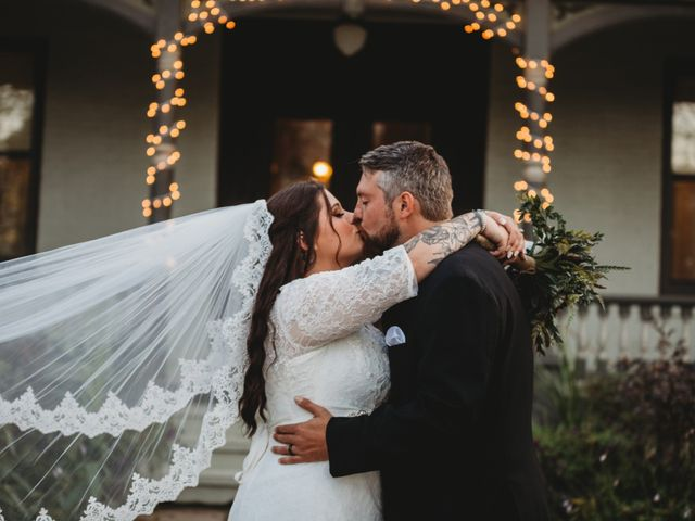 Brad and Samantha's Wedding in Independence, Missouri 14