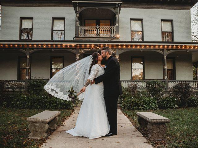 Brad and Samantha's Wedding in Independence, Missouri 15