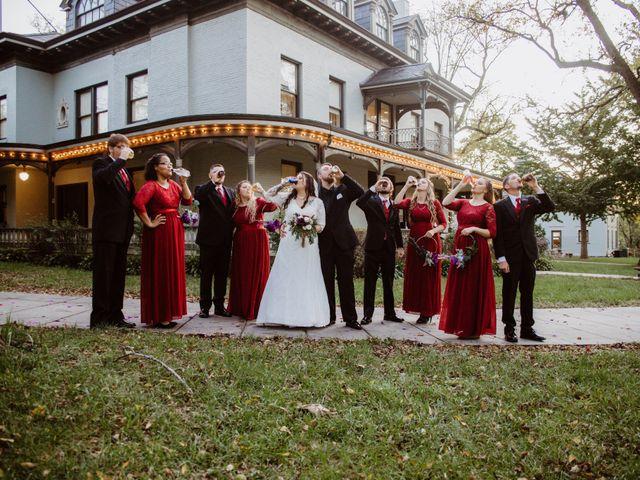 Brad and Samantha's Wedding in Independence, Missouri 17