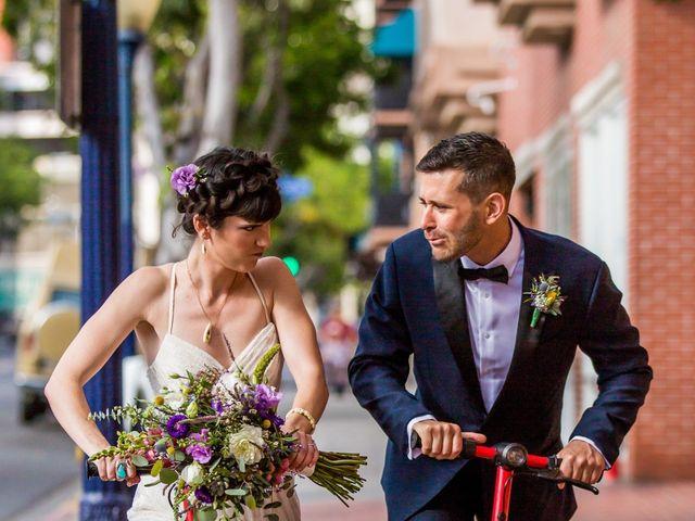 Zach and Hannah's Wedding in San Diego, California 4