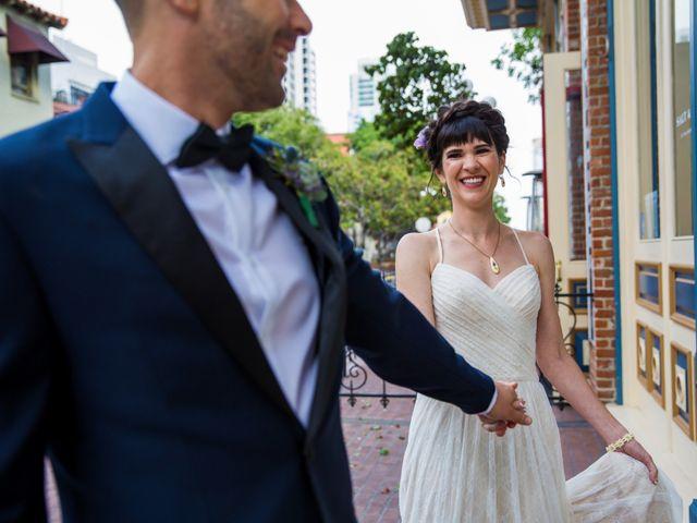 Zach and Hannah's Wedding in San Diego, California 2