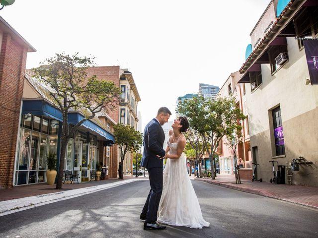 Zach and Hannah's Wedding in San Diego, California 6
