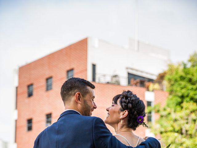 Zach and Hannah's Wedding in San Diego, California 15