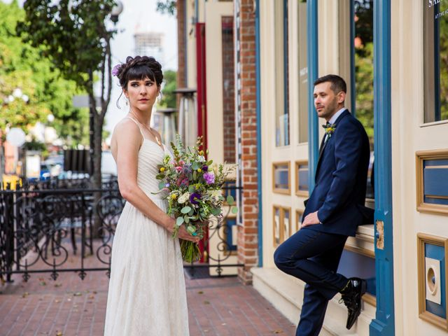 Zach and Hannah's Wedding in San Diego, California 17