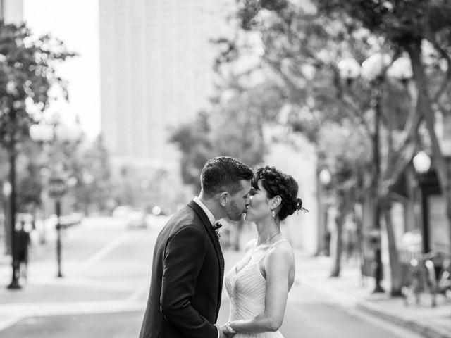 Zach and Hannah's Wedding in San Diego, California 19
