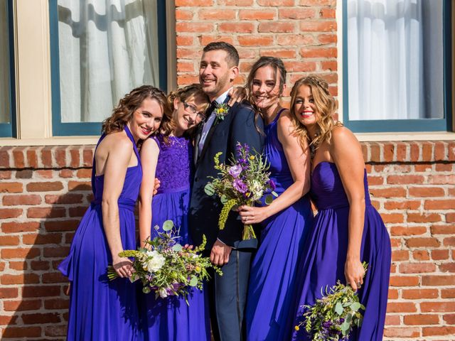 Zach and Hannah's Wedding in San Diego, California 43