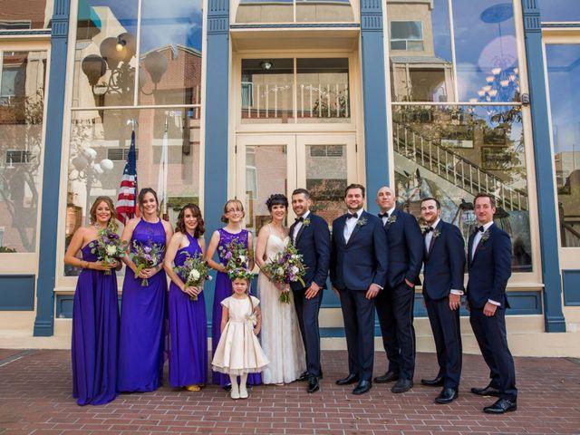 Zach and Hannah's Wedding in San Diego, California 47