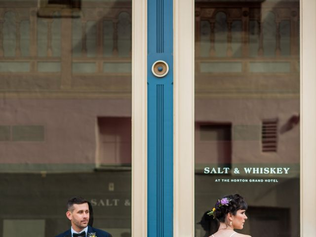 Zach and Hannah's Wedding in San Diego, California 48