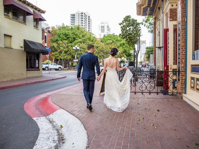 Zach and Hannah's Wedding in San Diego, California 50