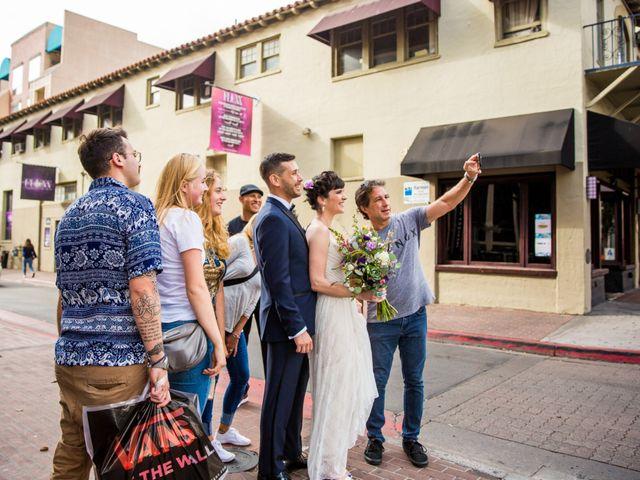 Zach and Hannah's Wedding in San Diego, California 51