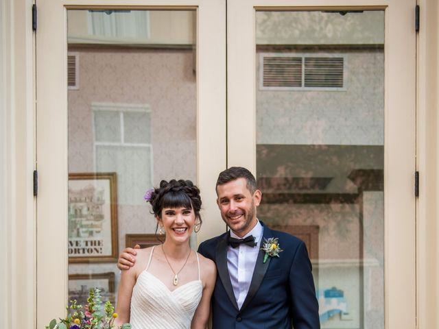 Zach and Hannah's Wedding in San Diego, California 56