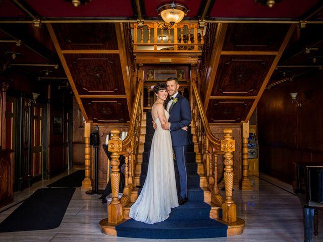 Zach and Hannah's Wedding in San Diego, California 61