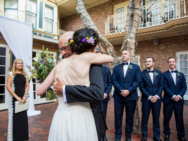 Zach and Hannah's Wedding in San Diego, California 78